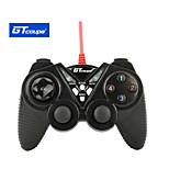 gtc® DualShock com fio jogo controlador (porta USB) apoiar win7 / win8