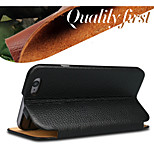 Jisoncase Pure Manual About  Leather Case for iPhone6 (Assorted Colors)