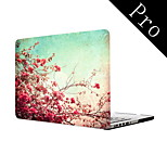 Flower Pattern Full-Body Protective Case for MacBook Pro 13