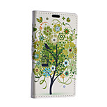 Green Tree Pattern Full Body Case for Microsoft Lumia 640
