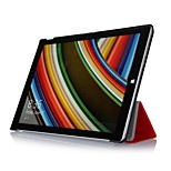 protettivo casi tablet cuoio della staffa casi fondina per microsoft pro superficie 3 (12 pollici)