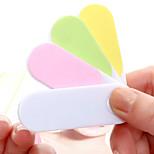 Mini Colorful Cosmetics Assorted Nail Buffer Files (Random Color)
