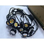10 pcs Festoon 0.5 W 4PCS SMD 5730 50-55LM LM Color-Changing Dimmable Decoration Light DC 12 V