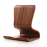 SAMDI Ultra Vogue Wooden Laptop Cooling Pad Stand Wood Cooler Holder Bracket Dock Universal for MacBook Air Pro Retina iPad Pro Air