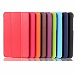 Top Selling Custer Leather Flip Full Body Cases with Stand Function for LG GPAD X 8.3 (Assorted Colors)