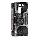 Speaker Pattern TPU Soft Case for LG H502