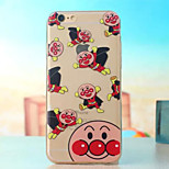 Super Thin Bread Superman Cool Penguin TPU Soft Shell for iPhone 6(Assorted Colors)