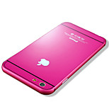 Metal frame backplane PC acrylic iPhone6plus following support