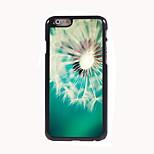 The Dandelion Design Aluminum Hard Case for iPhone 6