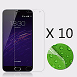 (10 Pcs) High Definition Screen Protector Flim for Meiz M2 Note