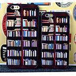 Bookshelf Printing TPU Case for iPhone 6