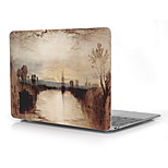 Famous Painting by Joseph Mallord William Turner Design Full-Body Protective Plastic Case for 12