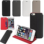 Soft-Tec Ultra-Premium Wallet Stand Case/Cover for iPhone 5/5S
