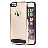 Ultra Thin TPU Hard Back Case Cover for iPhone 6 (Assorted Colors)