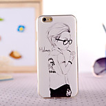 Holmes Painting TPU with Plastic Case for iPhone 5/5S