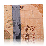 Map Pattern with A Standoff About Open Holster for Sony Xperia z4 Tablet (Assorted Colors)
