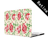 Rose Design Full-Body Protective Case for 13