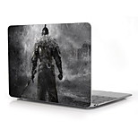 The Last Warrior Design Full-Body Protective Plastic Case for 12 Inch The New Macbook with Retina Display