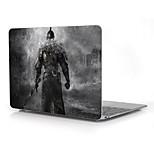 el último diseño del guerrero de cuerpo completo caja de plástico de protección para 12 pulgadas de la nueva MacBook con pantalla de