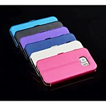 Compatible Special Design PU Leather Soft Full Body Cover Cases for Samsung S6 edge (Assorted Color)