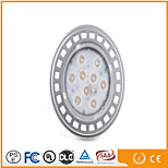 15 W 12*SMD 2835 1125LM 6500 K Cool White Recessed Retrofit Decorative Recessed Lights DC 12/AC 12 V