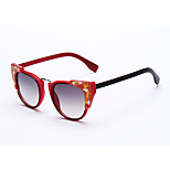 Women 's 100% UV Cat-eye Sunglasses