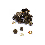 20 Sets 14mm Magnetic Clasps Buttons for Handbag Bag Sewing Craft DIY Fashion