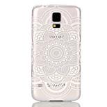hule blomstermønster ultratynde hårdt bagsiden tilfældet for Samsung Galaxy s6 kant s6 s5 s5mini s4 mini s3mini