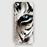 Tiger Eye Pattern Phone Back Case Cover for iPhone5C