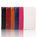 Automatic Two-Sided Gil Wax Leather Pull Money For Sony Z4 mini (Assorted Color)