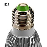 e27 / gu10 3w 6x5730smd 240-270lm 6000-6500K luz blanca natural / caliente llevó el bulbo punto (85-265v)