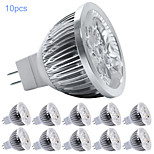 10pcs MORSEN® GMR16 5W 350-400LM Light LED Spot Bulb(DC 12V)