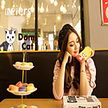 Hot//Leiers the three-dimensional cartoon leather mobile phone cover for iPadmini1/2/3