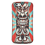 Animation  Pattern PC + TPU Drop Resistance  Phone Shell For iPhone 6