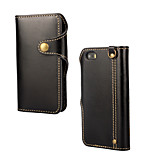 Argentina's Real Cowhide Design Full Body Case and Card Holder for iPhone 5/5S(Assorted Colors)