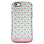Xinyu  Pattern PC + TPU Drop Resistance  Phone Shell For iPhone 6