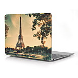 Paris Eiffel Tower Full-Body Protective Plastic Case for 12