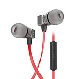 HOCO® EPV02 3.5mm In-Ear Earphones with Microphone&Volume Control for HTC Samsung and Others
