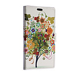 Fruit Tree Pattern Full Body Case for Microsoft Lumia 640