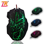 Gaming Mouse 7 Buttons Optical Wired  USB Wired Professional Game   3200 DPI