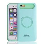 Luminous Case with Stand for iPhone  4/4S (Assorted Colors)