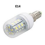 E14 / G9 4.5 W 27 SMD 5730 450-500 LM Warm White / Cool White Spot Lights AC 220-240 V