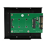 Maiwo SATA TO mSATA Convertor Card Interface Card KT008B