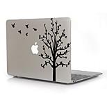 der Baum und der Vogel-Design Druckmuster Hartschalenetui für 12