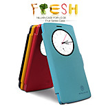 NILLKIN Fresh Series Super Thin Flip Cover Protective Leather Case Cover for LG G4(Assorted Colors)