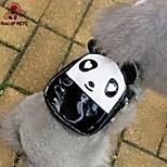 Spaß pets® elegante chinesische Pandaform Reiserucksack für Haustiere Hunde (verschiedene Größen)
