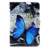 Butterfly  Pattern Hard Case for  iPad mini 3, iPad mini 2, iPad mini