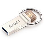 Eaget 64GB USB Tablet PC USB flash drive of the V90 3 OTG smart pen drive micro USB memory encryption