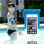 Top Sales 2015 Newest  Portable High Quality Underwater Waterproof Bag for iPhone 6/6S/6 Plus Samsung Galaxy S6/S6 Edge.