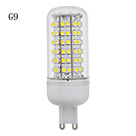 E14 / GU10 / G9 / B22 / E26/E27 5 W 108 SMD 3528 410 LM Warm White / Cool White T Corn Bulbs AC 220-240 V